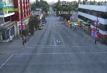 vancouver bc traffic