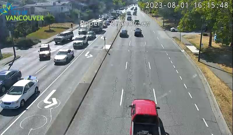 Vancouver - Grandview Rupert - West