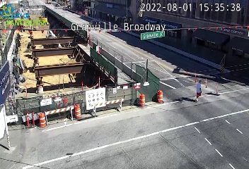 Vancouver - Granville & Broadway - East