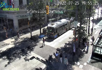 Granville & Dunsmuir - South