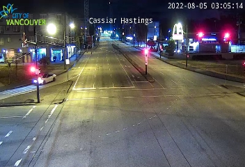 Cassiar Connector and E Hastings St - East
