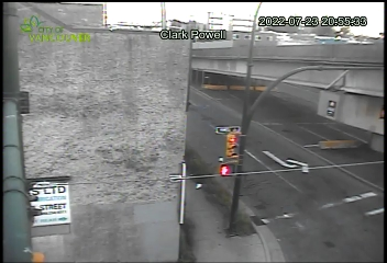 Clark Dr and Powell St | Traffic Camera Images